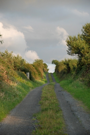 Country road, Ireland