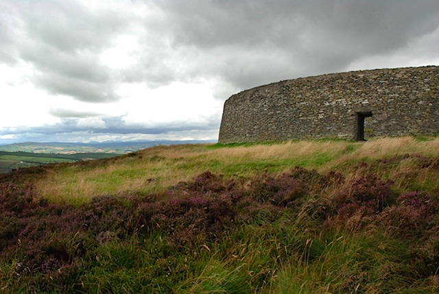 Grianan of Aileach Ring Fort, Ireland