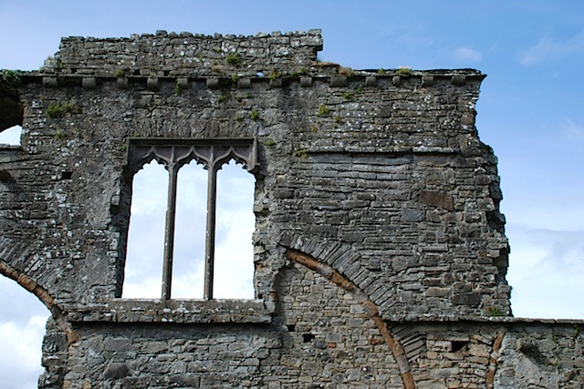 Bective Abbey, County Meath, Ireland